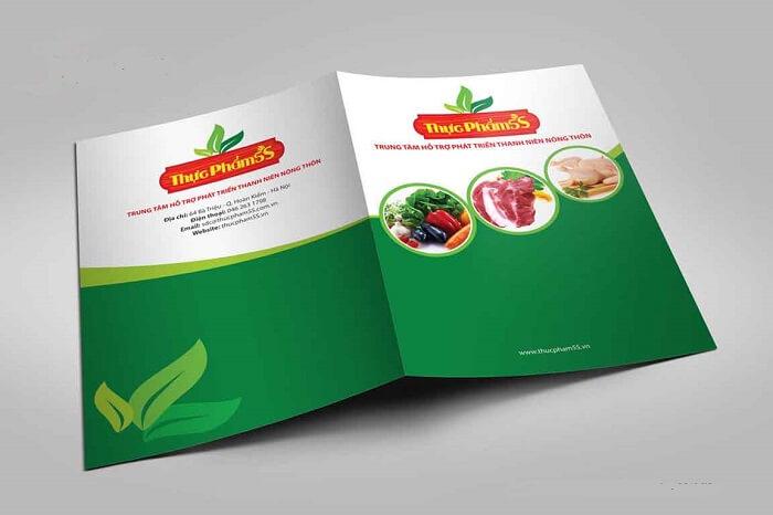 mẫu catalogue thực phẩm 6
