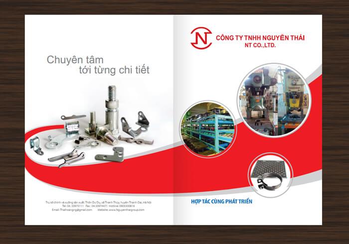 mẫu catalogue cơ khí 4
