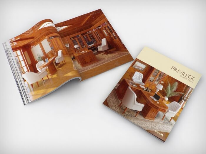 mẫu catalogue nội thất 2