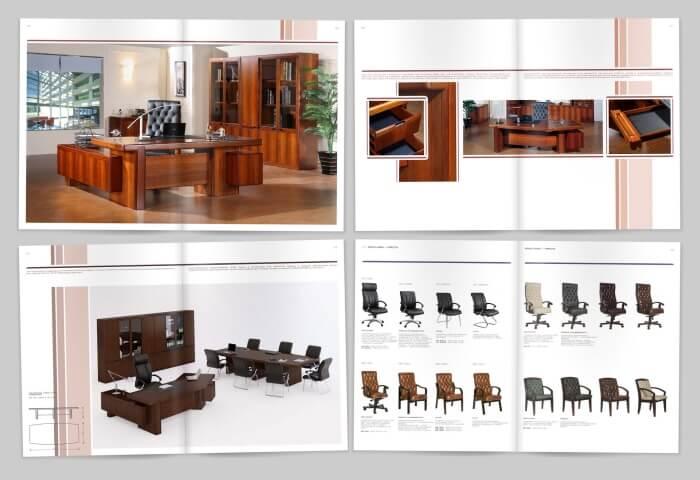 mẫu catalogue nội thất 5