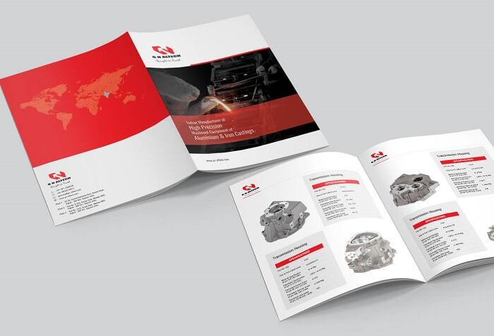 mẫu catalogue  giới thiệu sản phẩm 4