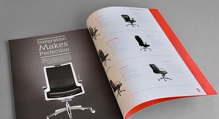 mẫu catalogue  giới thiệu sản phẩm 5